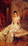mrs. hamilton mckown twombly florence adele vanderbilt by john singer sargent paintings-30607