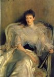 mrs. ian hamilton jean muir by john singer sargent painting