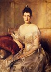 mrs. mahlon day sands mary hartpeace by john singer sargent painting