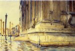 palazzo grimani by john singer sargent painting