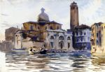 palazzo labbia venice by john singer sargent painting