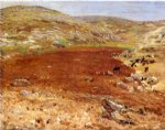 palestine by john singer sargent painting