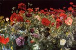 poppies by john singer sargent painting