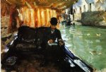 ramon subercaseaux by john singer sargent painting