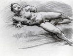 reclining nude by john singer sargent paintings-30902