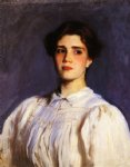 sally fairchild 1869 by john singer sargent painting