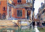 scuola di san rocco by john singer sargent painting