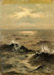 seascape by john singer sargent painting