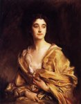 the countess of rocksavage sybil sassoon by john singer sargent painting