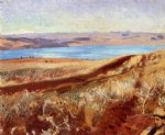 the dead sea by john singer sargent painting