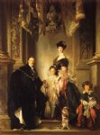the marlborough family by john singer sargent painting