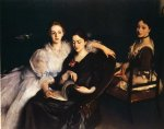 the misses vickers by john singer sargent painting