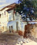 the white house by john singer sargent painting