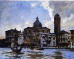 venice palazzo labia by john singer sargent painting