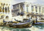 john singer sargent venice the prison paintings