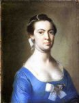 lucretia hubbard towsend by john singleton copley Painting