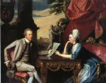 john singleton copley mr. and mrs. ralph izard art