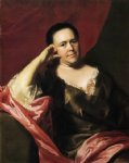 john singleton copley mrs. john scoally mercy greenleaf painting