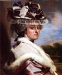 portrait paintings - portrait of letitia f. balfour by john singleton copley