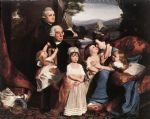 john singleton copley the copley family art
