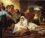 john singleton copley the nativity painting