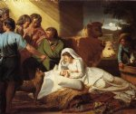 john singleton copley the nativity print