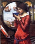 john william waterhouse destiny painting