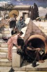 john william waterhouse diogenes painting