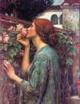 john william waterhouse my sweet rose painting 81093