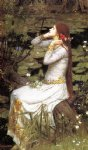 ophelia iii by john william waterhouse painting