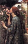john william waterhouse the soul of the rose painting 30009