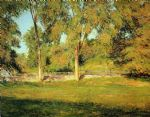 september afternoon by joseph decamp painting