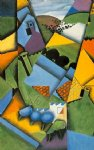 juan gris landscape at ceret painting 29855