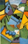 juan gris landscape with houses at ceret painting 80171