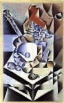 juan gris still life with flowers painting 29895