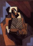 title not available by juan gris painting