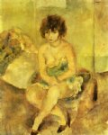 jules pascin portrait of lucy krohg painting 29708
