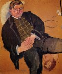 jules pascin portrait of william howard paintings