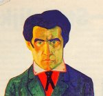 kasimir malevich self portrait painting 29580