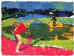 chipping on by leroy neiman painting