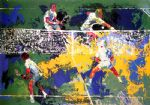 leroy neiman doubles paintings
