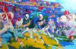 leroy neiman rushing back painting