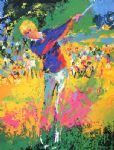 tee shot jack nicklaus by leroy neiman painting