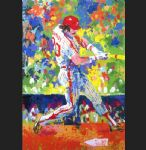 leroy neiman the slugger painting