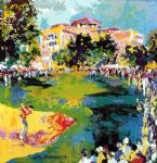 leroy neiman westchester classic paintings