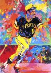 willie stargell by leroy neiman painting