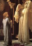 light of the harem by lord frederick leighton painting