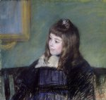 marie by mary cassatt painting