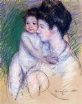 motherhood iii by mary cassatt painting