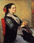 mary cassatt portrait of a lady of seville painting 28946